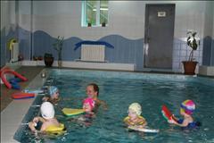 Бассейн в фитнес центре Век Олимп цена от 3000 тг на Тимирязева 1