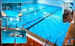 Басейн в спорт клубе UNIFLEX цена от 6000 тг на Жетысу 2-й микрорайон, 2а (Саина - Домостроительная)
