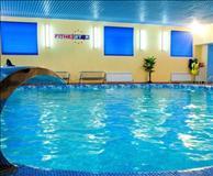 Бассейн в спортивно-оздоровительном центре Fitness star цена от 2500 тг на Кирпичная, 21
