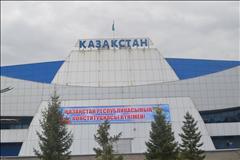 Бассейн в дворце спорта Казахстан цена от 800 тг на улица Кажымукан, 7