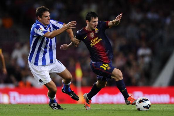 Трансляция матча Реал Сосьедад  - Барселона онлайн 00:30 Аст 10.04.16 SopCast AceStream