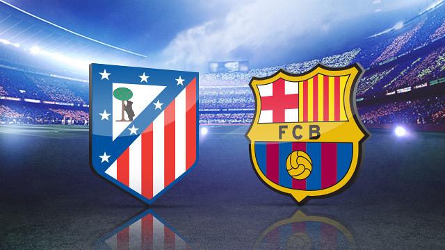 Трансляция Барселона Атлетико Мадрид онлайн 06.04.16 Лига Чемпионов