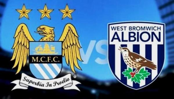 Онлайн трансляция матча Манчестер Сити - Вест Бромвич смотреть онлайн 09.04.2016