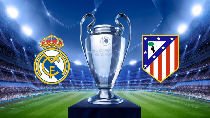 Повтор матча Реал Мадрид - Атлетико Мадрид ПОЛНЫЙ ОБЗОР МАТЧА