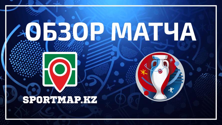 Англия 1:1 Россия | Чемпионат Европы 2016 | Групповой турнир | Обзор матча