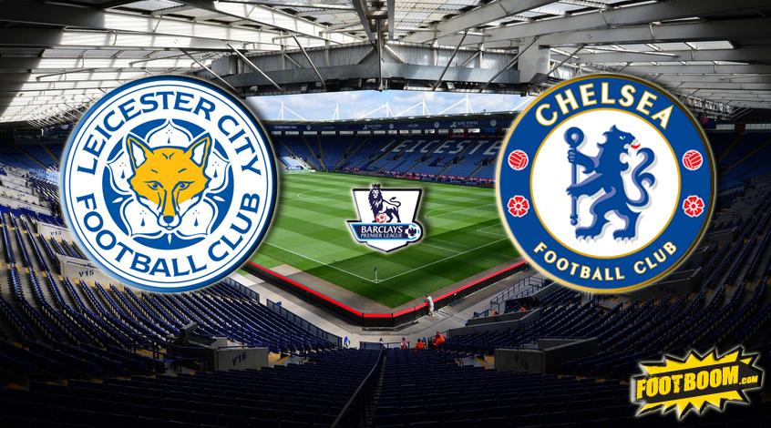 Обзор матча Лестер - Челси 2-4