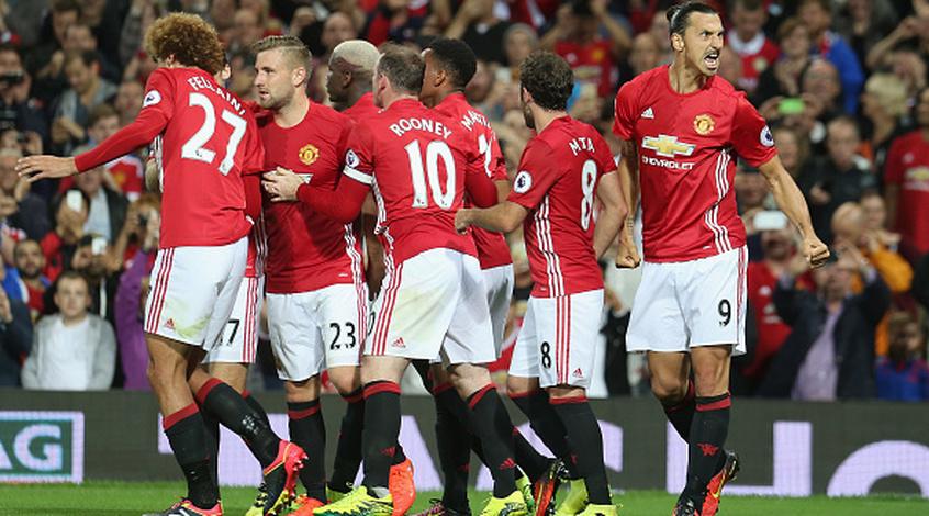 Обзор матча Нортхэмптон - Манчестер Юнайтед 1-3
