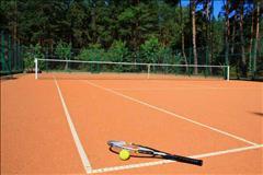 Секция тенниса в КазНУ имени Аль-Фараби цена от 25000 тг на Территория КазНУграда (Аль-Фараби 71)