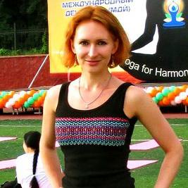 Тренер Валерия Круглова