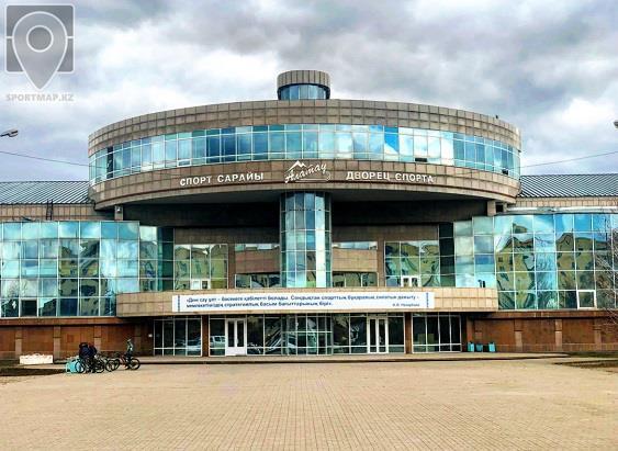 Дворец спорта казахстан астана телефон