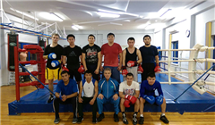 Школа бокса Медеу Джумашева цена от 8000 тг на пр. Гагарина 242, уг. ул. Водозаборная