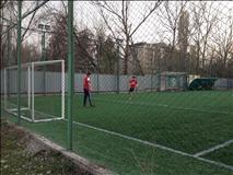 Мини-футбольное поле Champions на Ritz Palace на пересечении  цена от 8000 тг на Самал 3-й микрорайон 1
