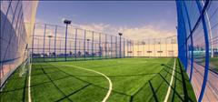 Мини-футбольные поля в Республиканском велотреке «Сарыарка» цена от 10000 тг на Кабанбай батыра проспект 45а