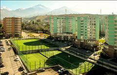 Мини-Футбольное поле в жилом комплексе Хан Тенгри цена от 4000 тг на мкр.Жайлау, улица Мустафина 54/35