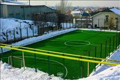 Футбольное поле АЮФ цена от 5000 тг на Мкр.Алатау ул.Жулдыз 105