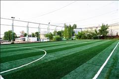 Футбольное поле Димаш цена от 5000 тг на г. Алматы, мкр. Таугуль 3, ул. Центральная 8г