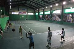 Академия тенниса «Максат» цена от тг на ул. Каблукова, 191