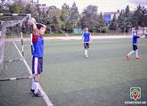 Тренировки на большом поле НЭУ - НЭУ Жандосова